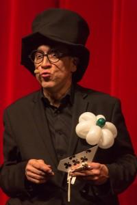 Magicien présentateur gala magie