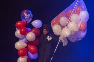 magicien ballons