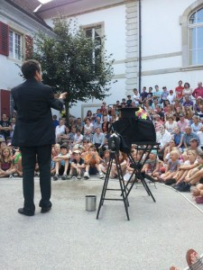 Spectacle rue Philippe Lelouchier